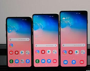 Điện thoại android nhanh tã