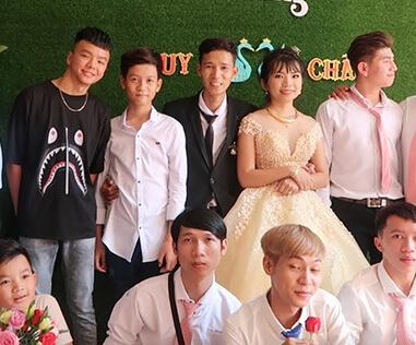 Đám cưới của Lâm Vlog