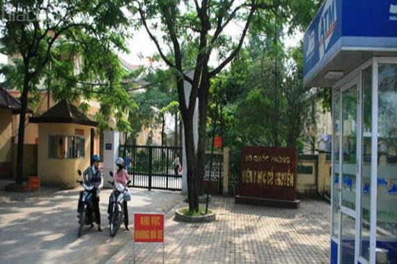Bệnh viện Y học cổ truyền Quân đội  442 Đường Kim Giang