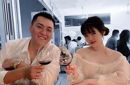 fabo nguyen và vợ