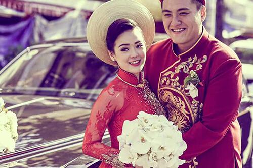 fabo nguyễn và vân tiny kết hôn