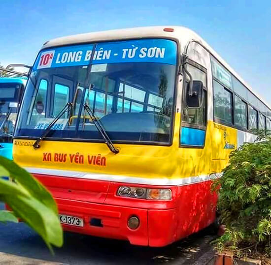 xe bus 10a