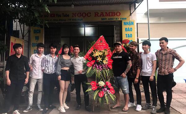 Văn phòng Ngọc Rambo tại Bắc Giang