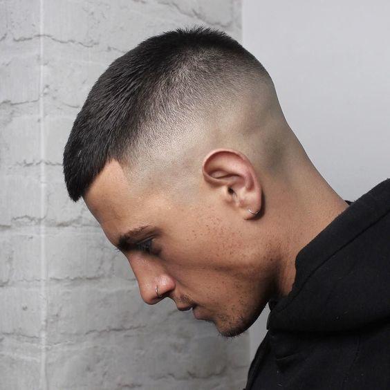 Kiểu tóc húi cua cực chất