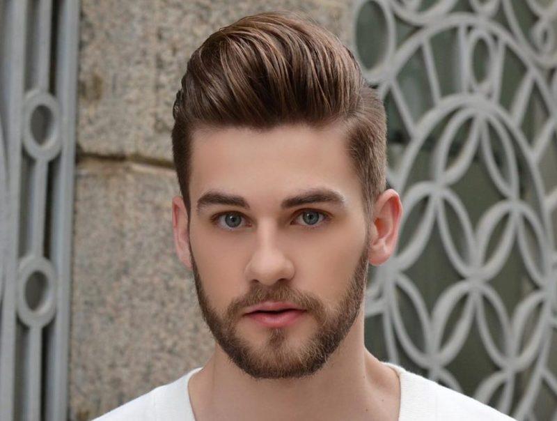 Kiểu tóc nam Quiff 2019