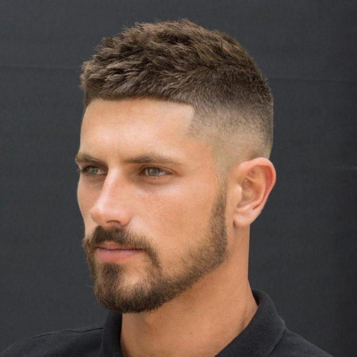 tóc nam ngắn đẹp nhất năm 2019